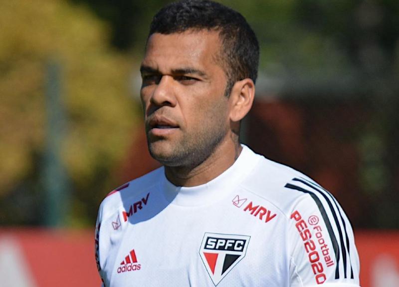 Daniel Alves do São Paulo