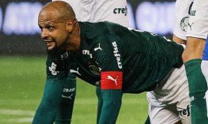 Felipe Melo do Palmeiras