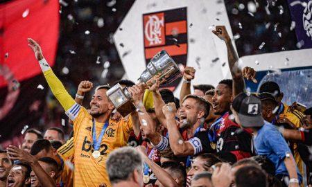 Flamengo Campeão Taça Guanabara 2020
