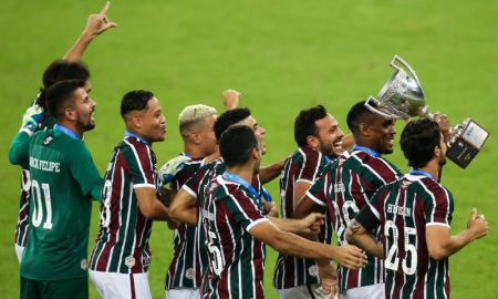 Fluminense Campeão Carioca 2020