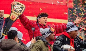Mahomes MVP Kansas City Chiefs