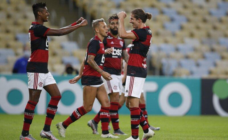 Time do Flamengo Carioca 2020