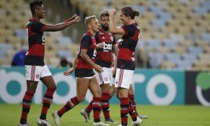 Time do Flamengo Carioca 2020Time do Flamengo Carioca 2020