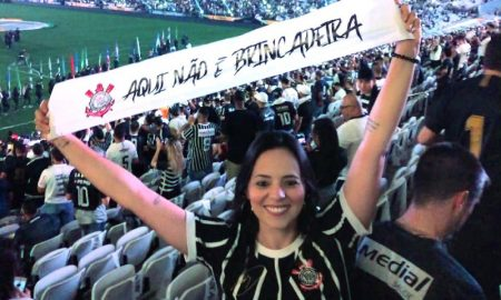 Torcedora Corinthians Paulistao