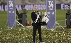 Zidane Campeao Real Madrid