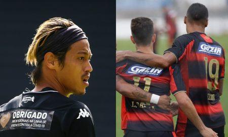 Botafogo Honda Sport Recife Brasileirao 2020