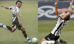 Ceará e Atlético-MG