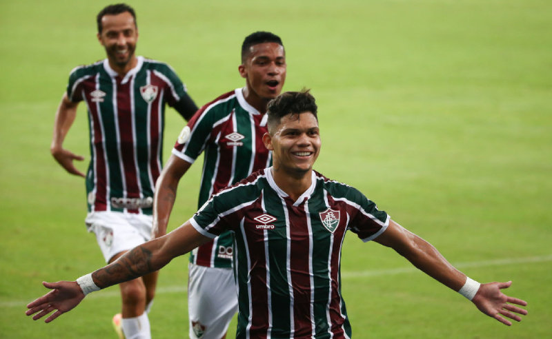 Evanilson do Fluminense