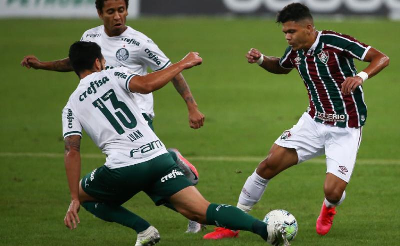 Evanilson do Fluminense