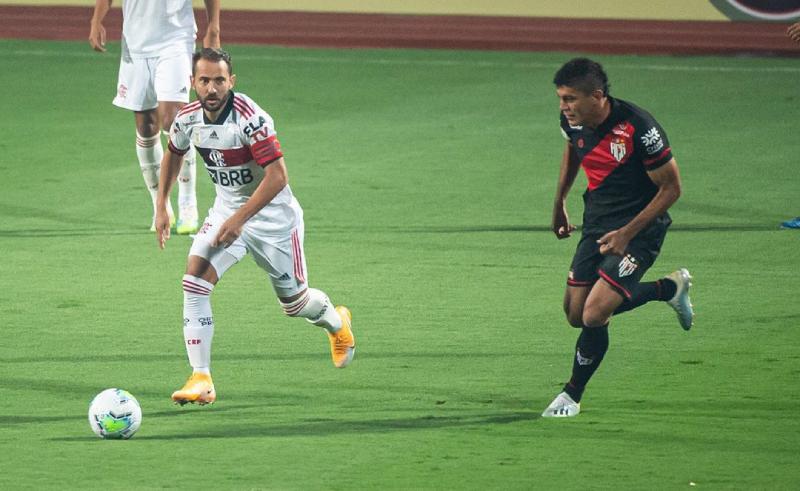 Flamengo AGO Brasileirao 2020