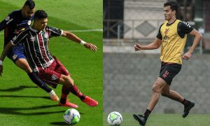 Fluminense x Athletico-PR Brasileirao 2020
