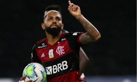 Gabriel Barbosa Gabigol do Flamengo