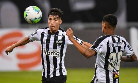 Junior Alonso do Atlético-MG