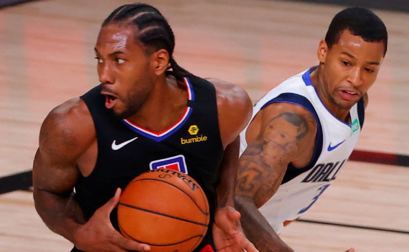 Kawhi Leonard do Los Angeles Clippers