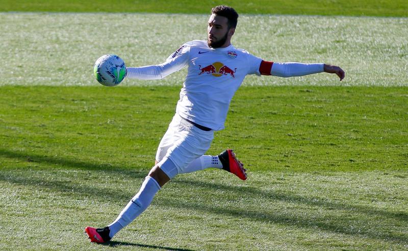 Leo Ortiz RB Bragantino