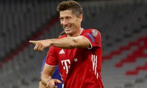 Lewandoski do Bayern de Munique