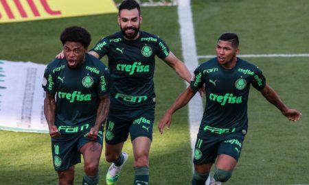 Luiz Adriano Bruno Henrique Rony do Palmeiras