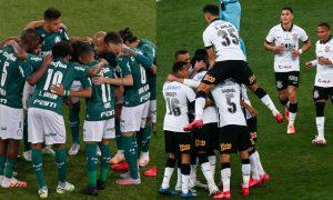 Palmeiras Corinthians Final Paulistão 2020
