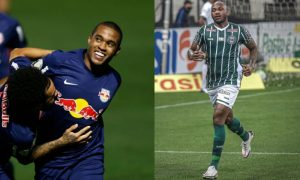 RB Bragantino e Coritiba Brasileirao 2020