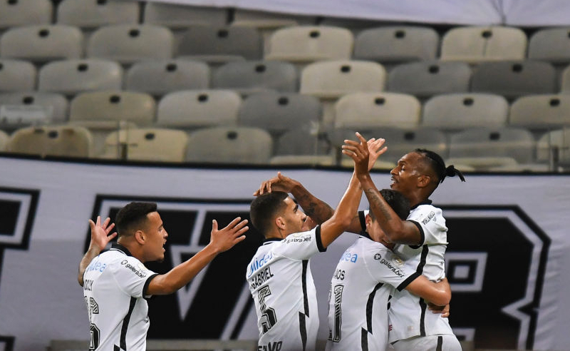 Time do Corinthians Brasileirão 2020