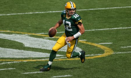 Aaron Rodgers do Green Bay Packers