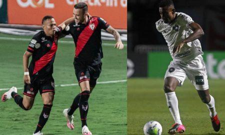 Atlético-GO e Botafogo