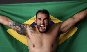 Augusto Sakai é lutador peso-pesado do UFC