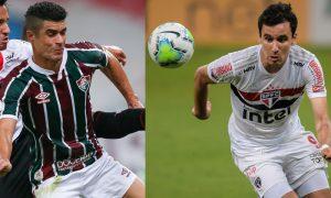 Egidio Fluminense Pablo Sao Paulo
