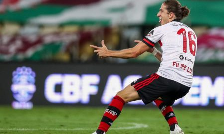 Filipe Luis do Flamengo