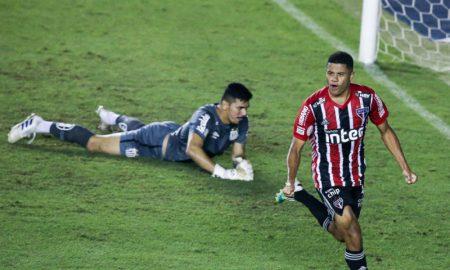 Gabriel Sara do São Paulo FC