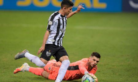 Savarino do Atletico Mineiro