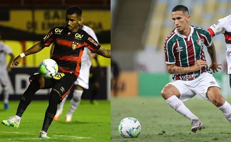 Sport Club Recife e Fluminense