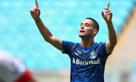 Thiago Neves do Grêmio