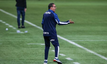 Vanderlei Luxemburgo do Palmeiras