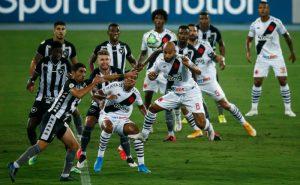 Vasco da Gama e Botafogo na Copa do Brasil 2020