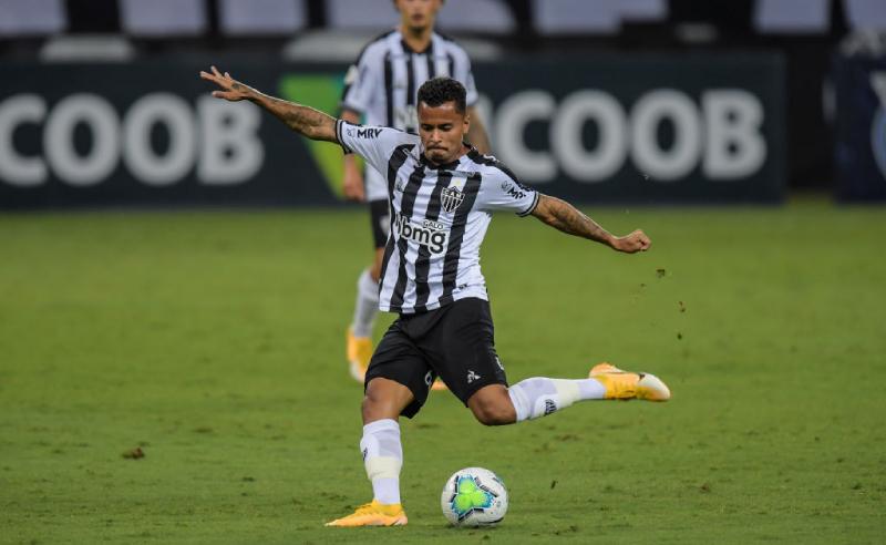 Allan do Atletico Mineiro
