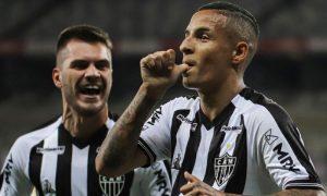 Guilherme Arana do Atlético-MG