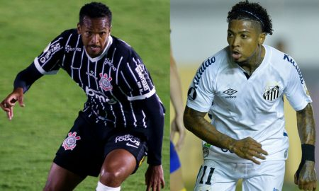 Jo do Corinthians e Marinho do Santos