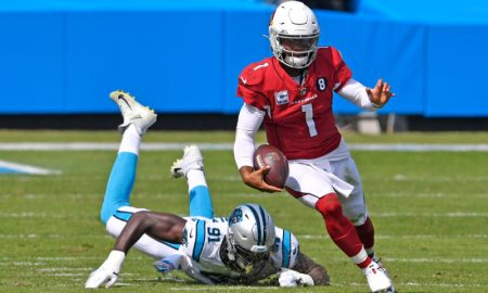 Kyler Murray do Arizona Cardinals
