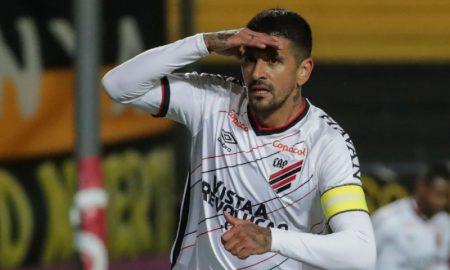 Luis Gonzalez do Athletico-PR