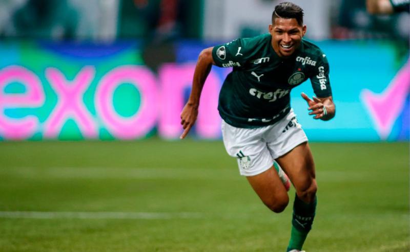 Rony do Palmeiras 23 outubro