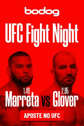 Marreta vs Glover Odds