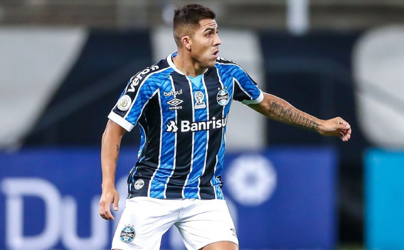 Cesar Pinares do Gremio