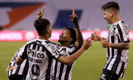 Kaio Jorge e Marinho do Santos