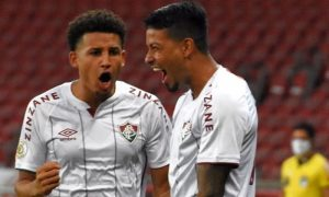Lucca Borges do Fluminense