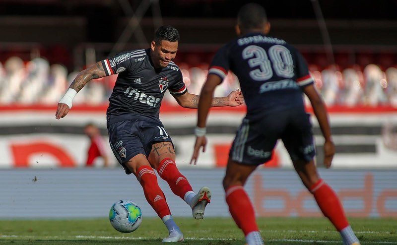 Luciano Neves do SPFC