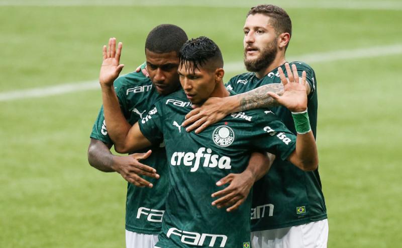 Rony do Palmeiras 30 nov