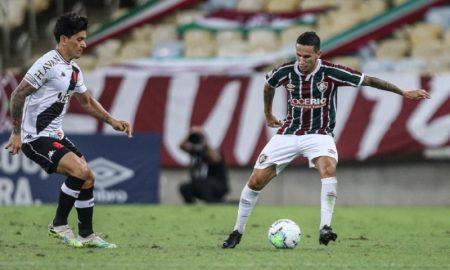 Cano do Vasco e Dodi do Fluminense