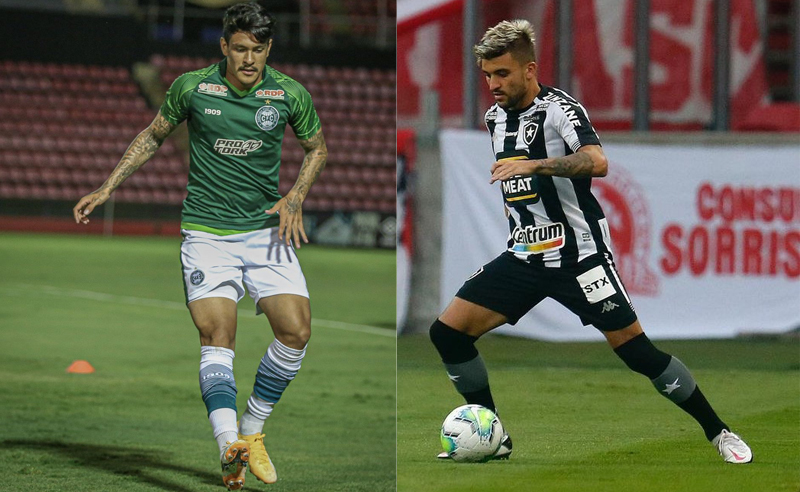 Coritiba x Botafogo Brasileirão 2020
