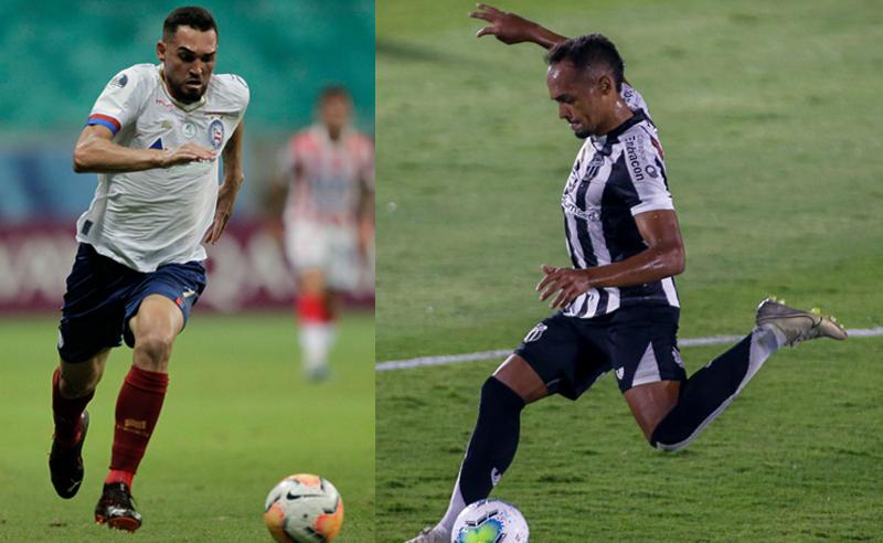 como apostar no Bahia, como apostar no Ceará, Brasileirão, como apostar no Brasileirão, Brasileirão 2020, como apostar na 24ª rodada do Brasileirão 2020, Bahia, Ceará, Tricolor da Bahia, Vozão, Bahia x Ceará